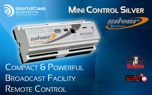 audemat_Mini_control_silver