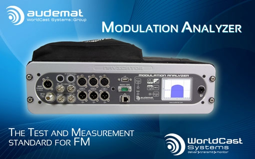Audemat Modulation Analyzer